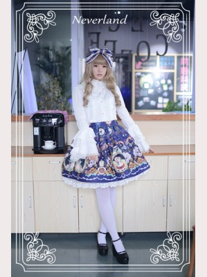 Souffle Song Midnight Opera Lolita Skirt SK