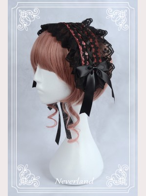 Souffle Song Midnight Opera Lolita Headdress