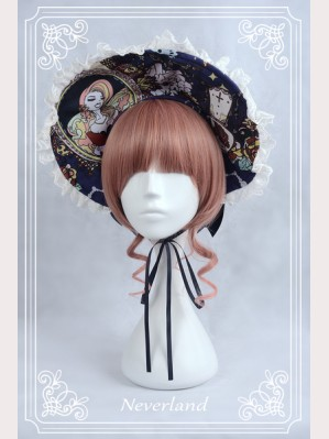 Souffle Song Midnight Opera Lolita Bonnet