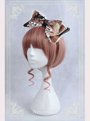 Souffle Song Midnight Opera Lolita Headbow