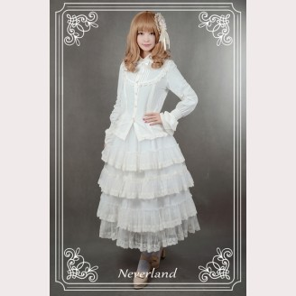Souffle Song Long Layered Petticoat