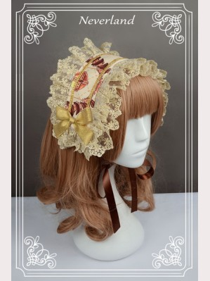 Souffle Song Elizabeth's Coronation Lolita Headdress