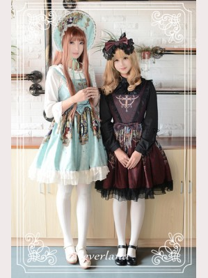 Souffle Song The Virgin Cross Lolita Dress JSK