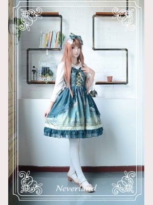 Souffle Song Bishop Sleeve Lolita Blouse