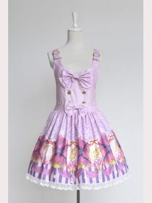 Souffle Song Christmas Deer Lolita Dress JSK