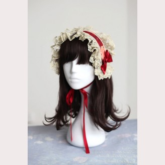 "Souffle Song ""Palace Lantern"" Lolita Headdress"