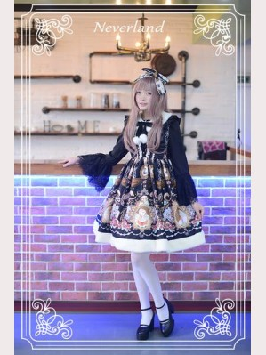 Souffle Song Midnight Opera Lolita Dress JSK 2