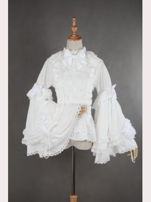 "Souffle Song ""Amelia"" Gorgeous  Lolita Blouse"