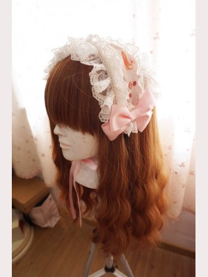 "Souffle Song ""Sweet Afternoon Tea""Headdress"