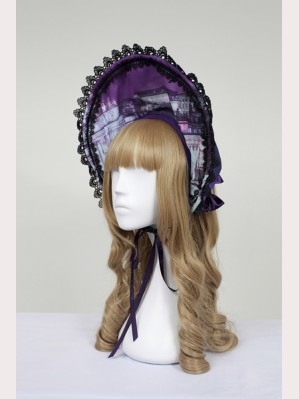 Souffle Song Vatican Castle's Moonlight  Lolita Bonnet