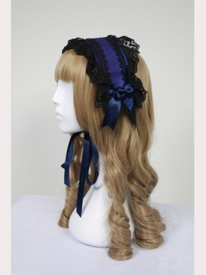 Souffle Song Vatican Castle's Moonlight Lolita Headdress