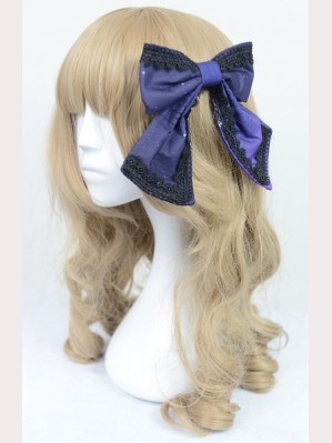 Souffle Song Vatican castle's Moonlight Hairclip (Lace)
