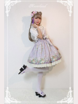 Souffle Song Ghosts Doctrine Lolita Dress JSK
