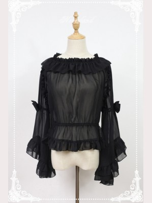 Souffle Song De Grey Lolita Blouse
