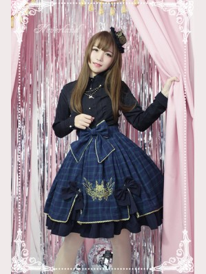Souffle Song Prospection Life Lolita Skirt SK