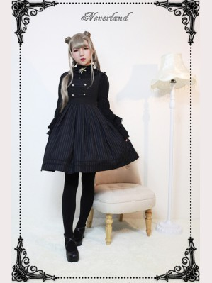 Souffle Song Maggie Magic School Lolita Dress JSK