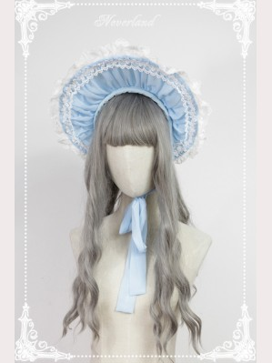 Souffle Song Antique Lace Lolita Bonnet