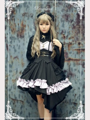Souffle Song Blazing Angels Night Lolita Dress JSK