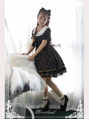 Souffle Song The Constellation Lolita Dress OP