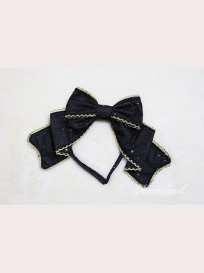 Souffle Song Constellation Kindergarten Lolita Headbow