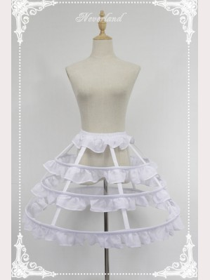 Souffle Song Steel Cage Petticoat