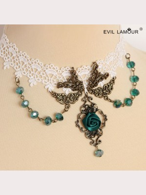Evil Lamour Korean wild necklace ac138