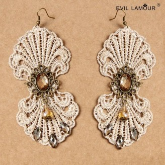 Evil Lamour Korean fashion earrings ac167