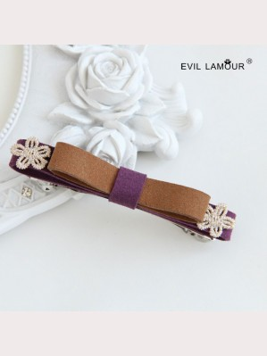 Evil Lamour sweet flower hairpin ac299