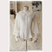 Infanta Swan Lake Love chiffon blouse