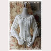 Infanta fairy dance blouse