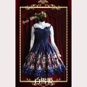 Infanta Snow White Lolita Dress JSK
