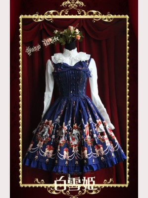 Infanta Snow White Lolita Dress JSK