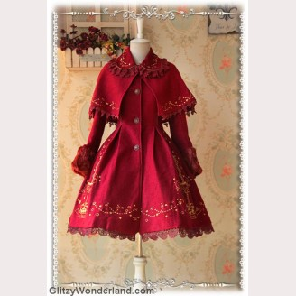 infanta merry go round coat & cape
