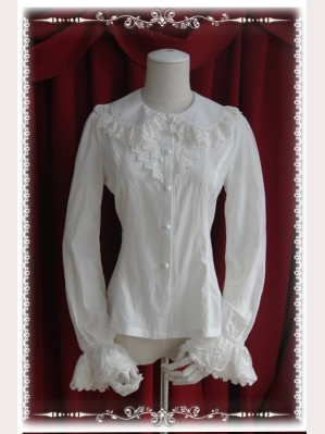 Infanta embroidered blouse 2