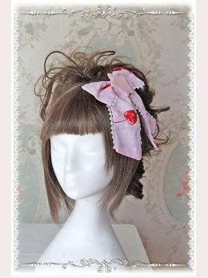 "Q-Candy ""Cherry"" Lolita Hairclip"