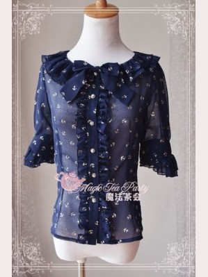 Magic tea party The Anchor of the sea blouse