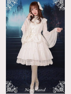 Souffle Song The flowers Vientiane Lolita Dress JSK 2
