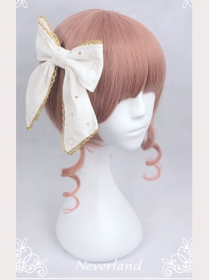 Souffle Song Wishing Stars Classic Lolita Hairclip