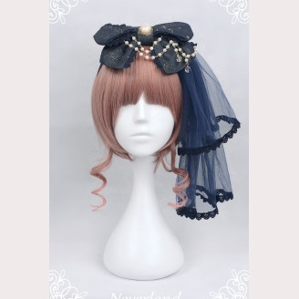 "Souffle Song ""The flowers Vientiane"" headbow KC"