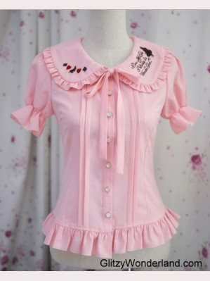 Lolita Rabbit & Poker Blouse (BS 7)