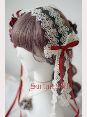 Surface spell Alpine Rose Headdress