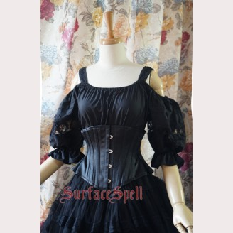 "Surface Spell Gothic ""Alpine rose"" lolita blouse"