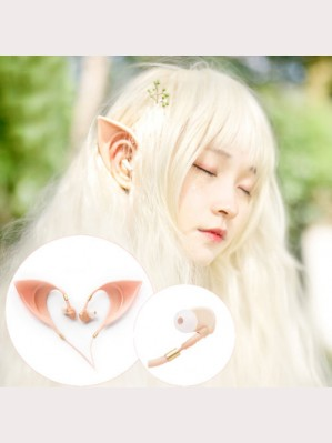 Elf Ears Earphones In-Ear Earbuds Remote