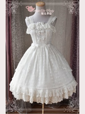 Magic tea party Alina Lolita Dress JSK