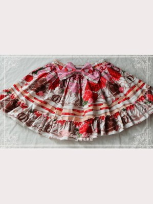 Magic Tea Party Lolita Skirt $29 Free Shipping