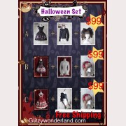 Infanta Halloween Promotion Set