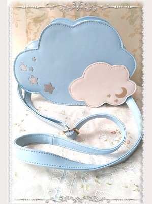 "Infanta ""The Clouds"" Lolita Shoulder Bag"