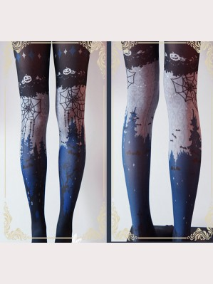 ruby rabbit halloween tights