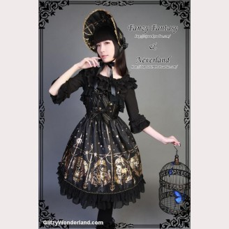 Souffle Song Mermaid's Song lolita dress JSK 1