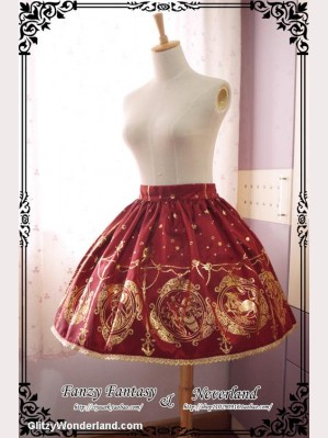 Souffle Song Mermaid's Song lolita skirt SK